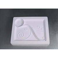 CPI Spiral Appetizer Mould